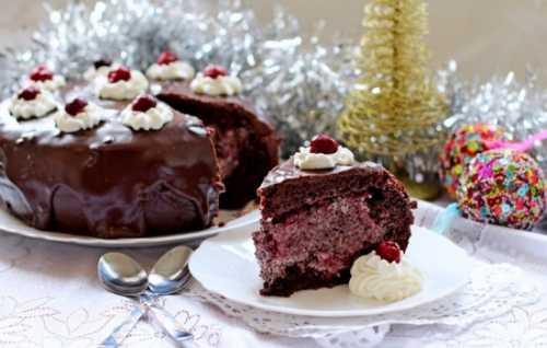 Рецепты шоколадного блинного торта, секреты
