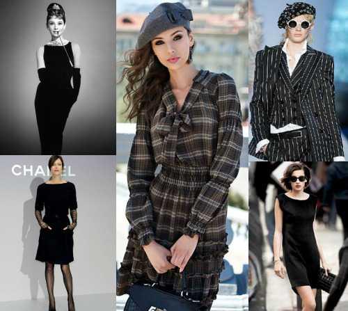 Французский стиль в одежде для элегантных современных женщин