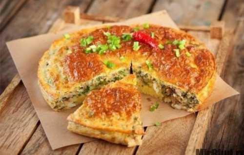 Рецепты пирогов на кефире с рыбными консервами: