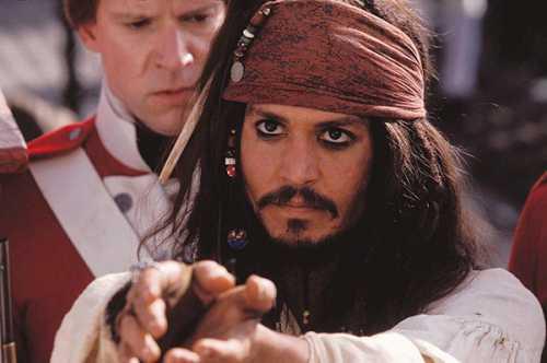 Джонни Депп не хочет возвращаться к роли Джека Воробья