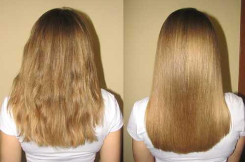Кератиновое выпрямление волос: мифы и правда