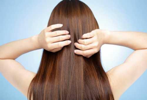 Или можно предложить клиентам с убитыми волосами делать после окрашивания, заодно, так быстрее и выгоднее