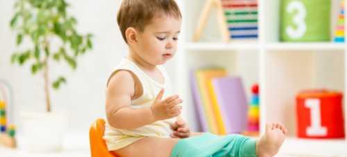 Когда нужно приучать ребенка к горшку Как научить ребенка проситься на горшок