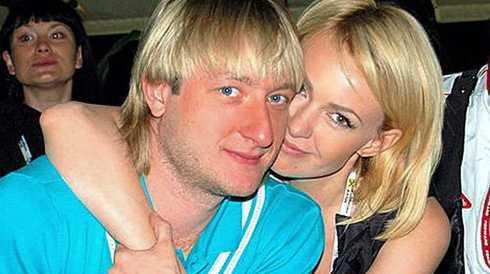 Рудковская и Плющенко готовятся к пополнению в семье