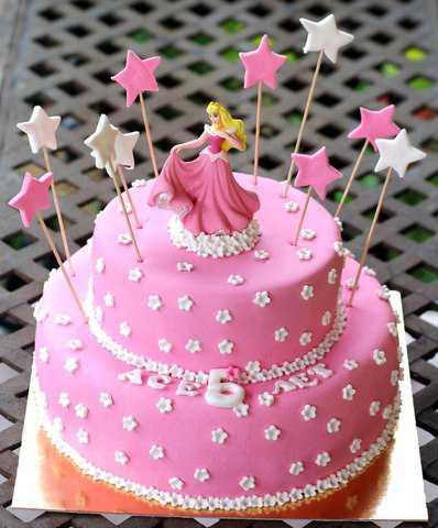 Рецепты торта для девочки своими руками: секреты