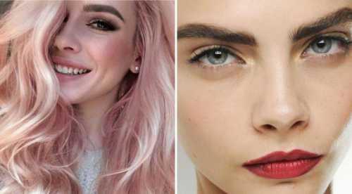 3 тренда красоты, которые останутся в 2017
