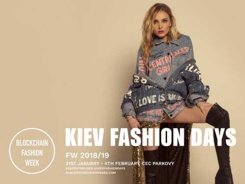 Kiev Fashion Days FW 18