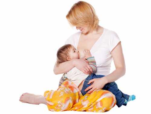 Могут ли начаться месячные при грудном вскармливании