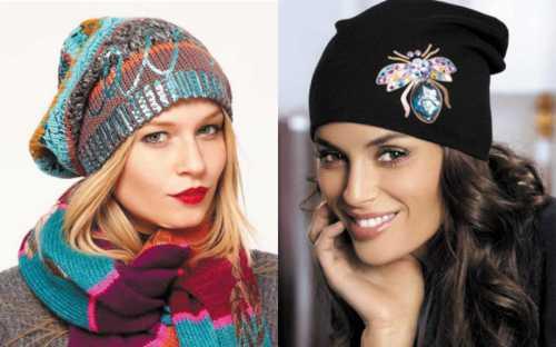 У увидите замшевую шапку с козырьком, который удачно впишется в любой стиль одежды