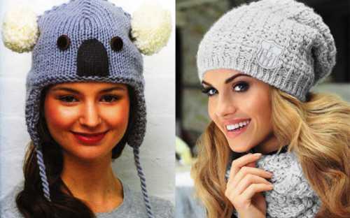 Самые модные женские шапки 2017