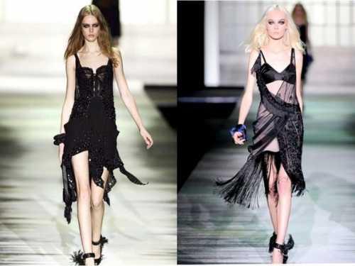 Модные осенние тенденции 2012 года
