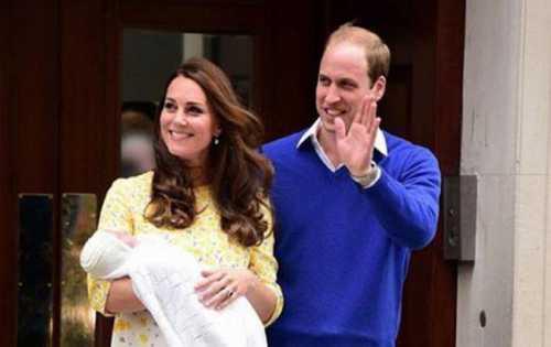 Принц Уильям открыл имя дочери