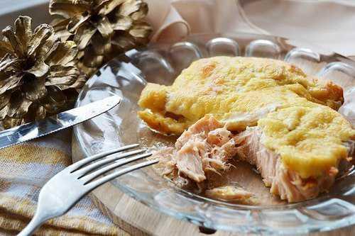 Рецепты рыбы под майонезом в духовке, секреты
