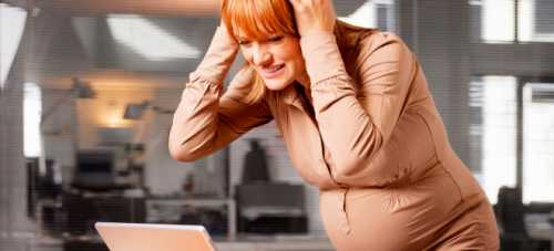 Как не нервничать при беременности