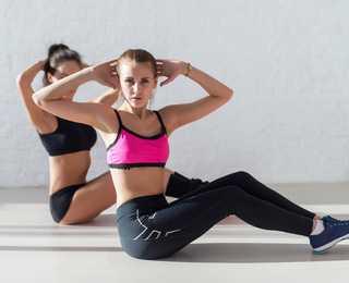 Делай тело: тренировка проблемных зон видео