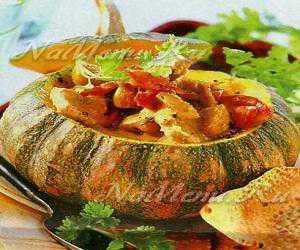 Блюда из тыквы быстро и вкусно