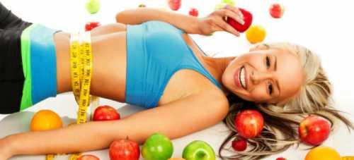 Самая быстрая диета диеты для похудения живота и боков