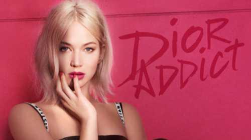 Dior впервые выпустил тату