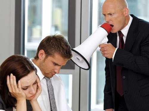 Как вести себя с начальником