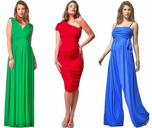 Модная одежда для будущих мам — какую выбрать