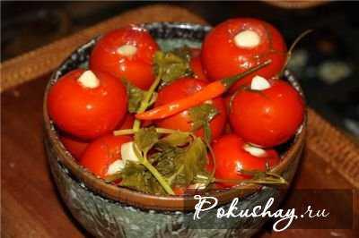 Квашеные помидоры: простой рецепт идеальной закуски на зиму