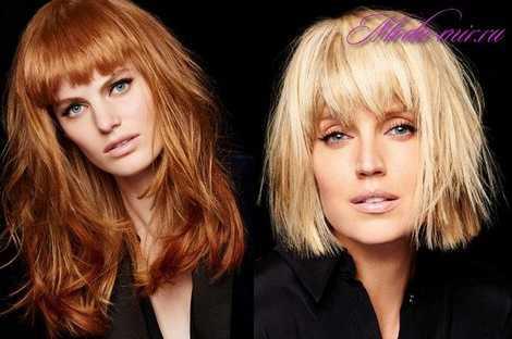 В последнее время наметилась повальная тенденция девушки без сожаления стали расставаться со своими длинными волосами