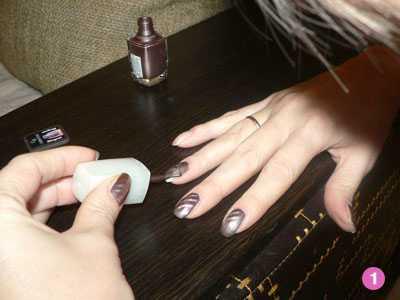 Влияние лака на ногтевую пластину