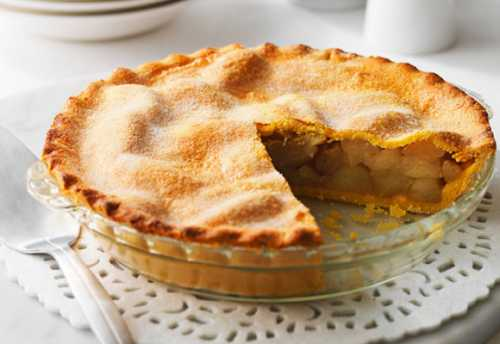 Рецепты вкусных постных пирогов с яблоками,
